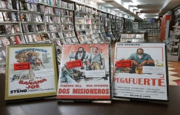 The oldest video shop in Spain is about to become a cultural center with a cinema and cafe